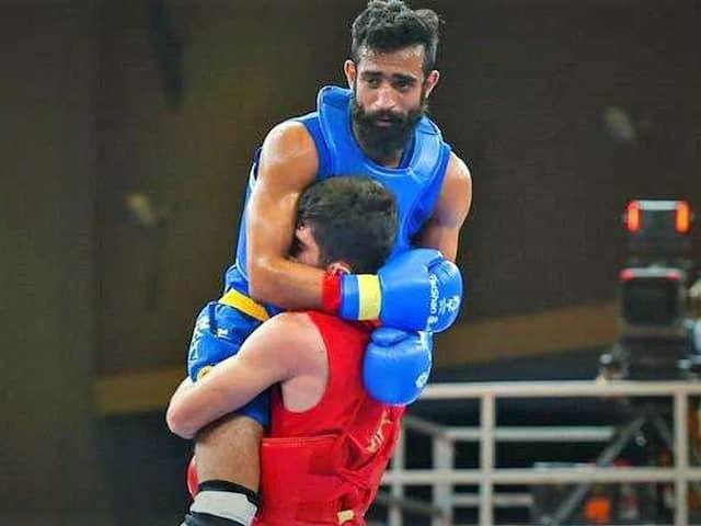 Asian Games: Iranian Wushu Player Displays Sportsmanship, Wins Hearts