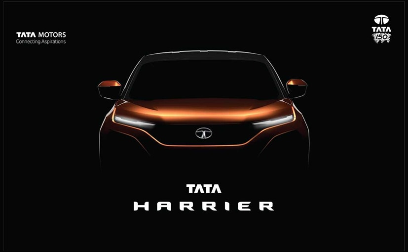 The Tata Harrier will be the automaker's flagship SUV set to take on the Jeep Compass