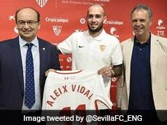 Aleix Vidal Happy With Sevilla FC Return