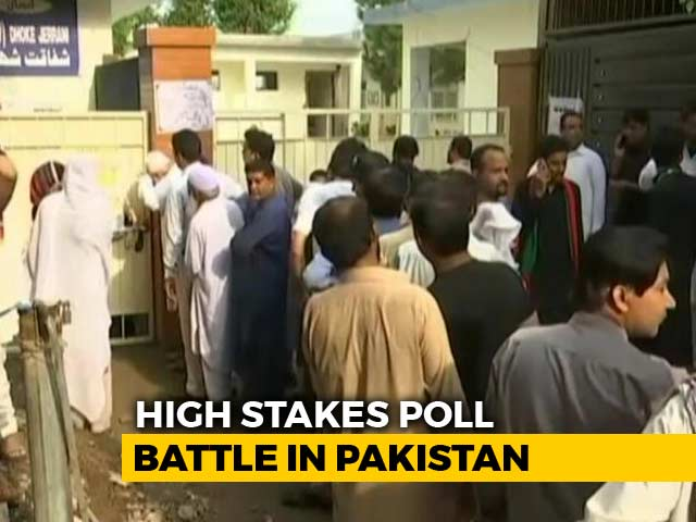 Video : As Pak Votes For New Government, Its Implications For India