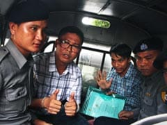 Reuters Journalists, Jailed In Myanmar For 7 Years, To Not Be Freed Early