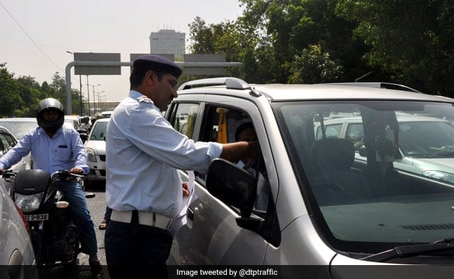 Now You Can Pay Traffic Fine Online In Delhi Through e