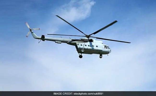 Three Climbers, Two Crew Dead In Tajikistan Helicopter Crash
