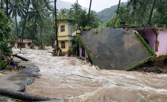 Rains and landslides kill 24, displace tens of thousands in southern India