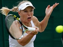 Caroline Wozniacki Stresses Fitness Ahead Of US Open