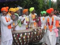 Delhi Tourism Celebrates Teej Festival At Its Three Dilli Haats