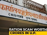 Video : UP Government Admits PDS Scam. Rs. 30-Crore Worth Grain Diverted