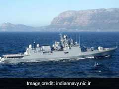 Navy In Urgent Need Of Minesweepers, Left With Only 2, Says Official
