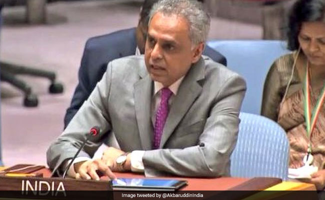 'Isolated Delegation's Failed Approach': India's Response To Pak At UN