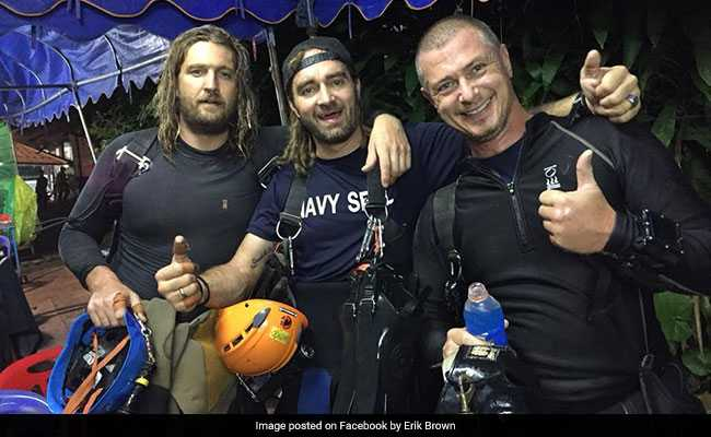 To Rescue Boys, Diver Spent 63 hours Over 9 Days in Thai Cave