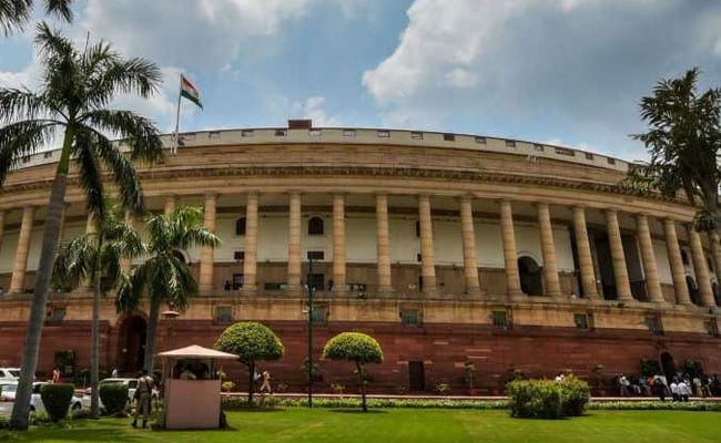 Winter Session Of Parliament May Start In December Second Week: Sources