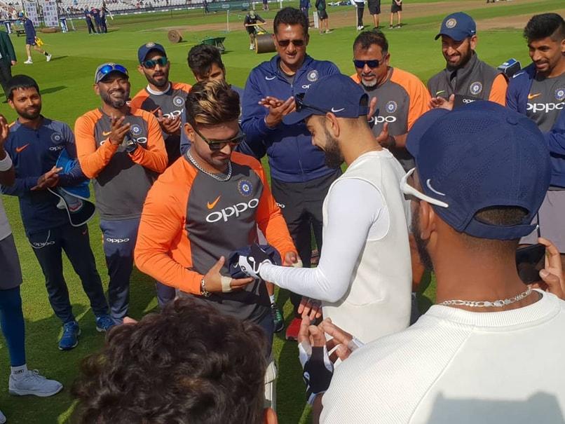 IND vs ENG 3rd Test: टेस्ट करियर आगाज के साथ ही ऋषभ पंत ने बनाए
