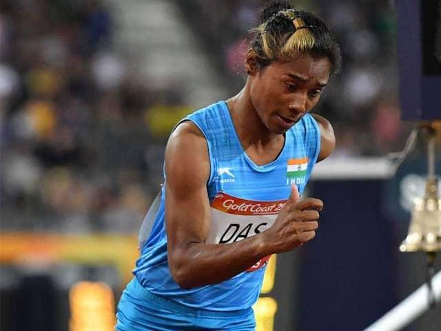 Hima Das Looks To Sprint Towards Success At Asian Games 2018