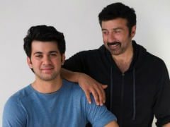 Sunny Deol Says Son Karan, All Set For Bollywood Debut, Is All On His Own