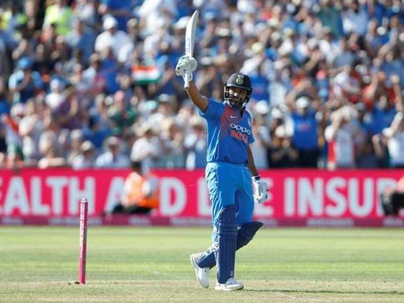 "India vs England: Rohit Sharma Dedicates Century To His ""Fallen Friend Sudan"""