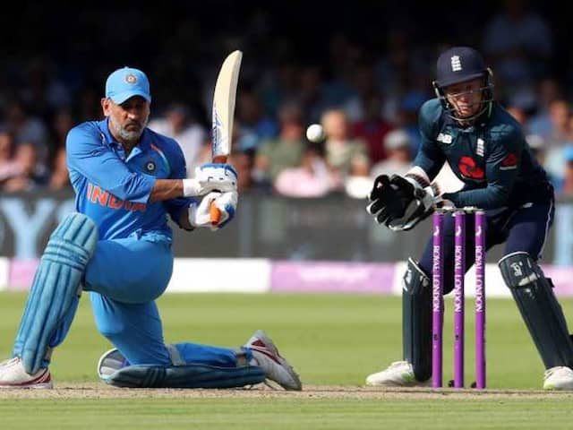 India vs England: Yuzvendra Chahal Says MS Dhoni Grind A Chance To Get A Knock