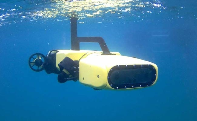 Image result for Starfish-killing robot to protect the barrier reef, researchers
