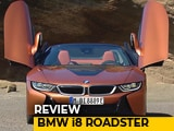 Video : BMW i8 Roadster Review