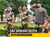 Video : Independence Day 2018: <i>Jai Jawan</i> With Ayushmann Khurrana