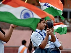 How Delhi Government Schools Celebrated Independence Day 2018: Photo Story