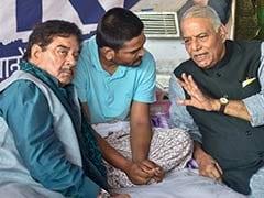 चित्रकूट में BJP सरकार की नीतियों के खिलाफ मंच साझा करेंगे शत्रुघ्न सिन्हा और हार्दिक पटेल