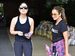Kareena Kapoor Can't Get Enough Of Her Girlfriends