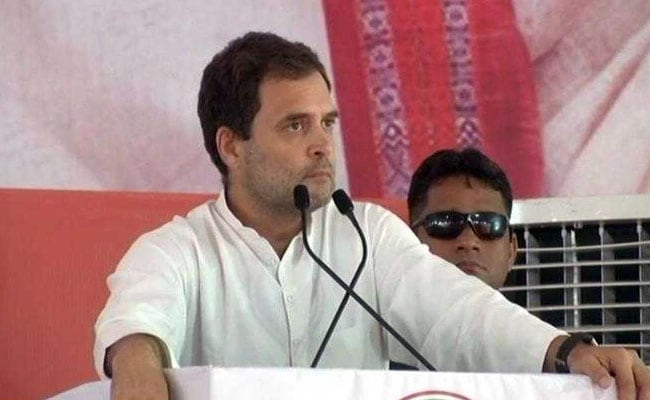 राजस्थान में राहुल ने PM को राफेल, रोजगार और किसानों के मुद्दे पर घेरा, कहा- खोखले वादे करते हैं प्रधानमंत्री