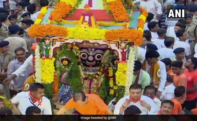 Rath Yatra: Lord Jagannath's Annual Visit To His Aunt's House
