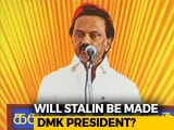 "Video : ""Lead Us,"" DMK Leaders Tell Stalin, Day After Brother Alagiri's Message"