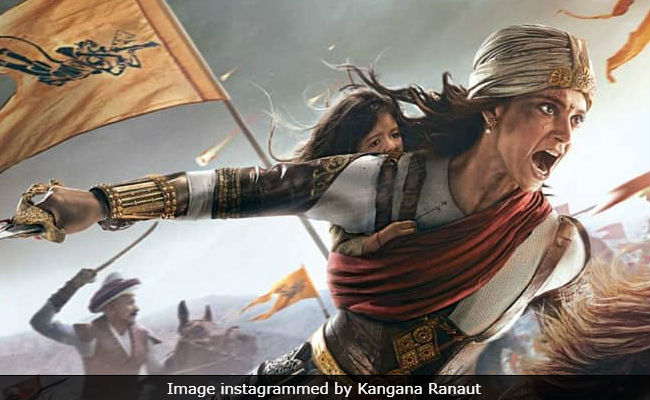 Kangana Ranaut Takes Over As Director Of Manikarnika: The Queen Of Jhansi. Here's Why