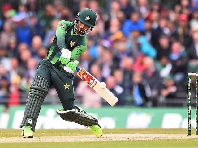 Fakhar Zaman Says Favourites Tag Suits Pakistan For 2019 World Cup