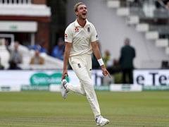 Stuart Broad Breaks Into Top 10 Test Wicket-Takers