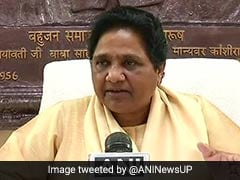 Mayawati Sacks Top Party Man For Rahul Gandhi Remark