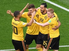 World Cup: Meunier, Hazard Score As Belgium Beat England To Finish 3rd