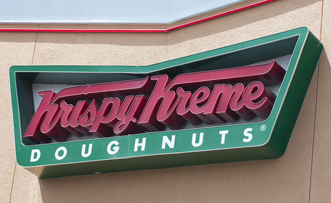 At Florida Krispy Kreme, Thief Demands Money And... Some Donuts Please