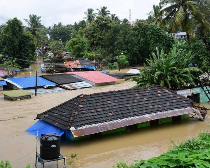 37 Dead, 31,000 In Relief Camps; Kerala On High Alert For Heavy Rain