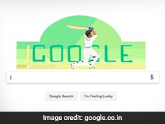 Google Celebrates Cricketer Dilip Sardesai's Birthday With A Doodle