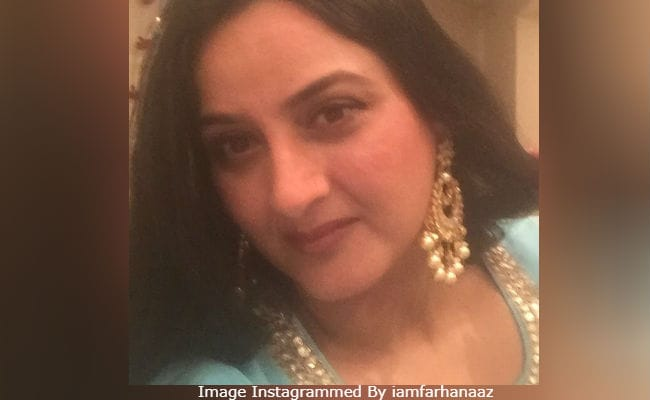 Good To See Actress Farah Naaz. Remember Her? Here's What She Recently Posted. Pic Inside