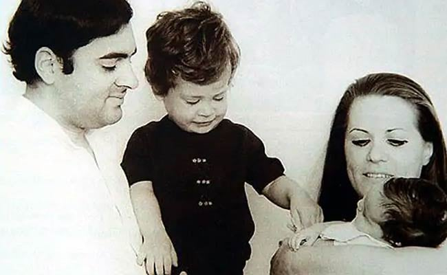 'Remember The Many Birthdays We Celebrated': Rahul Gandhi On Father Rajiv