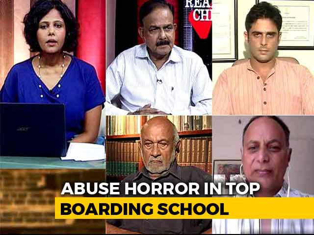 Sex Abuse Case In Top Boarding School: 5 Students Accused Of Rape