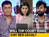 Video : Time To End Section 377: Will Supreme Court Make History, Legalise Gay Sex?