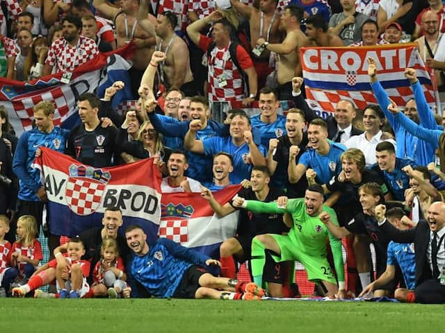 World Cup 2018: Croatias Road To Final