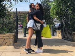 Kajol And Daughter Nysa's Smiles Are Infectious. See Pic From London