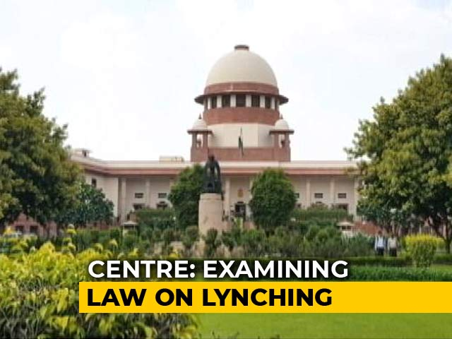 Video : Top Court Gives States A Week To Show Steps Taken To Prevent Mob Lynching