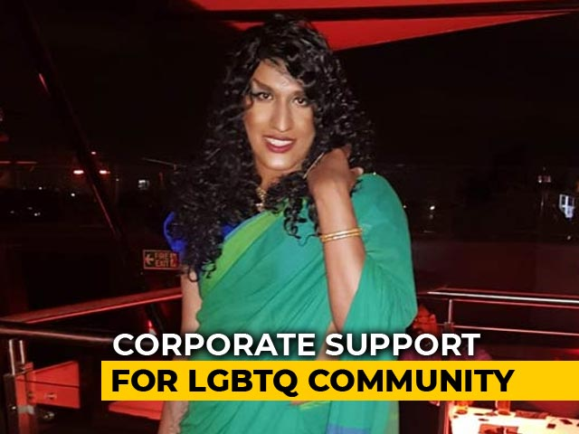Video : A Drag Queen And Corporate Employee, Alex Mathew's Life Post Section 377