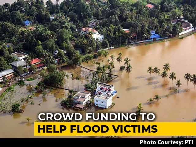 Video: Actor Kunal Kapoor's Crowd-Funding Site Raises 1.2 Cr For  Kerala Flood Victims