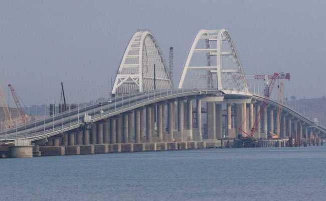 European Union Expands Russia Sanctions Over Crimea Bridge