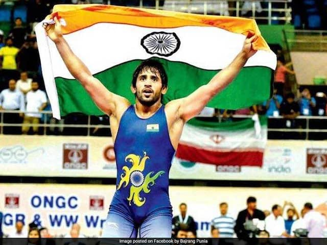 Asian Games 2018: Bajrang Punia Wins Gold In Mens 65kg Freestyle Wrestling