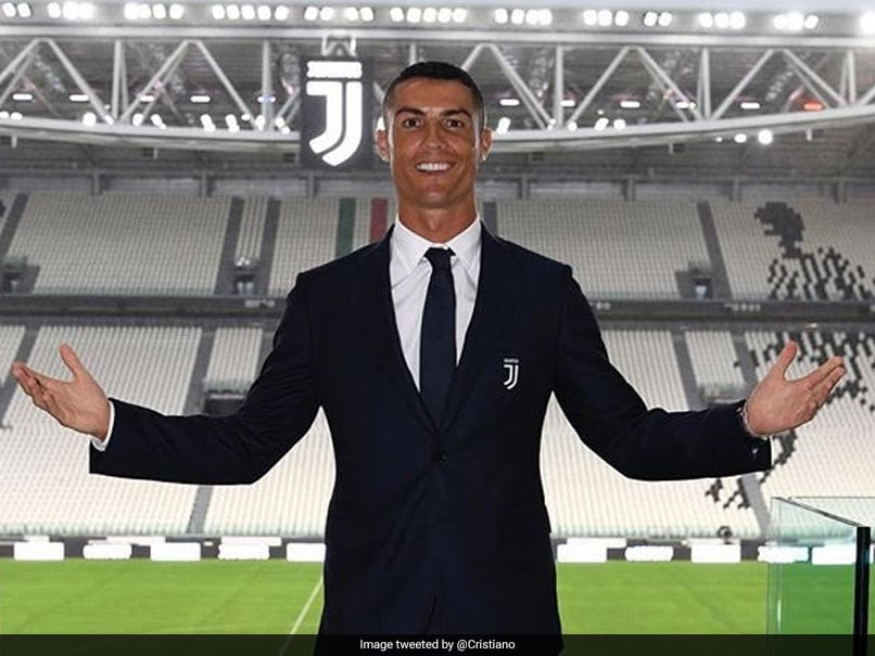 Cristiano Ronaldo To Make Serie A Debut For Champions Juventus At Chievo