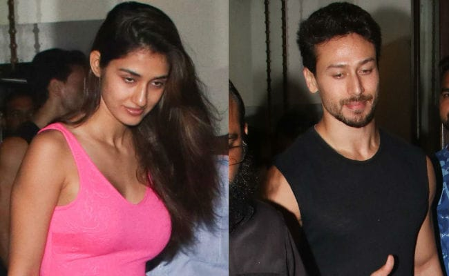 Tiger Shroff And Disha Patani Are Super Busy But Made Time For A Quick Date